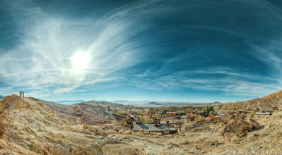 Calico Silver Mining Town