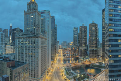 East Wacker, Chicago