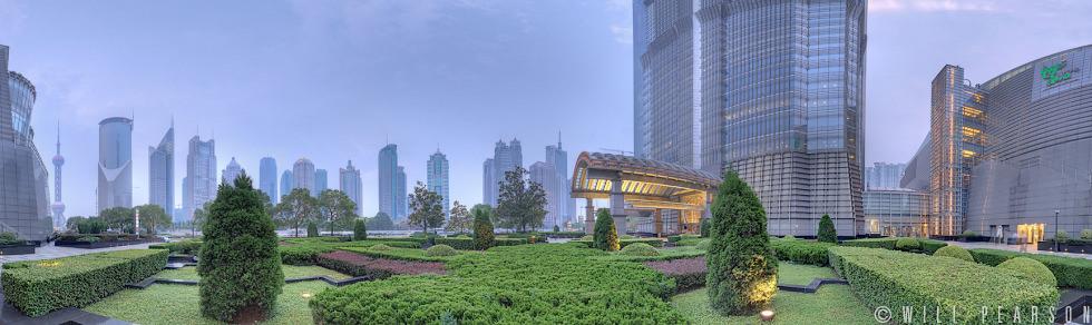 Jin Mao Tower, China