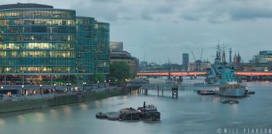 More London Twilight