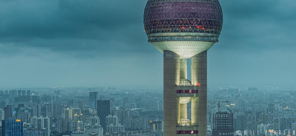 Pudong View, Shanghai