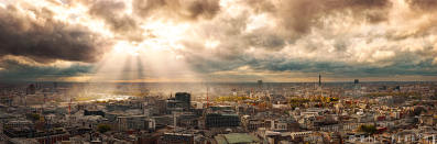Rays Over London