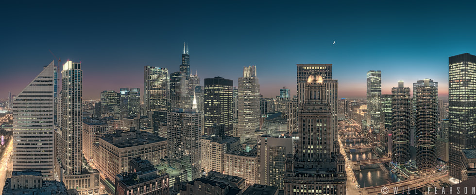 Sears Tower Skyline, Chicago