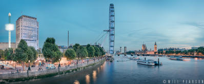 South Bank Twilight