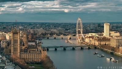 Sunlit London Crop