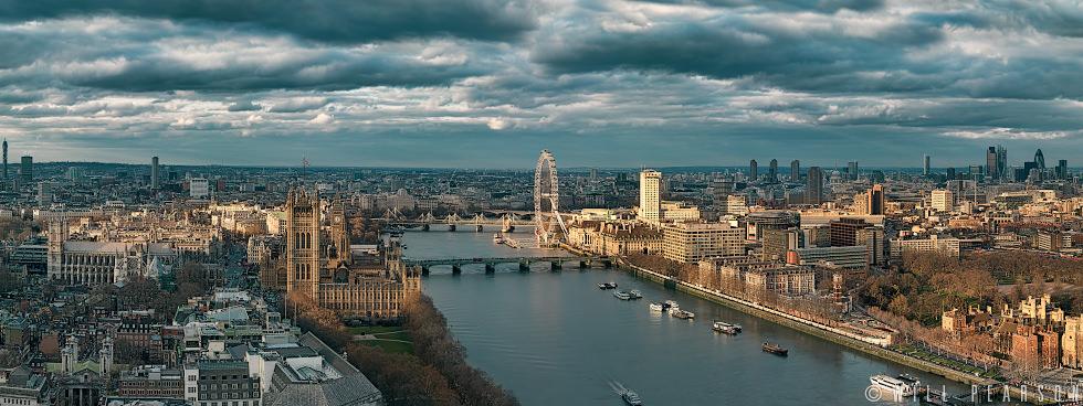 Sunlit London