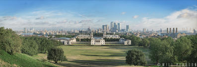 The Old Royal Naval College Greenwich