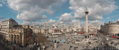 Trafalgar Square Day