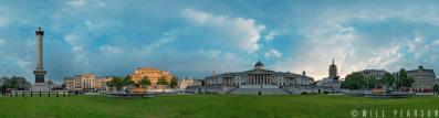 Trafalgar Square Turfed