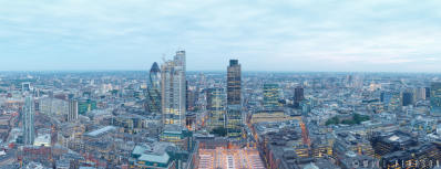 Broadgate Tower View