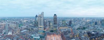 Broadgate Tower View