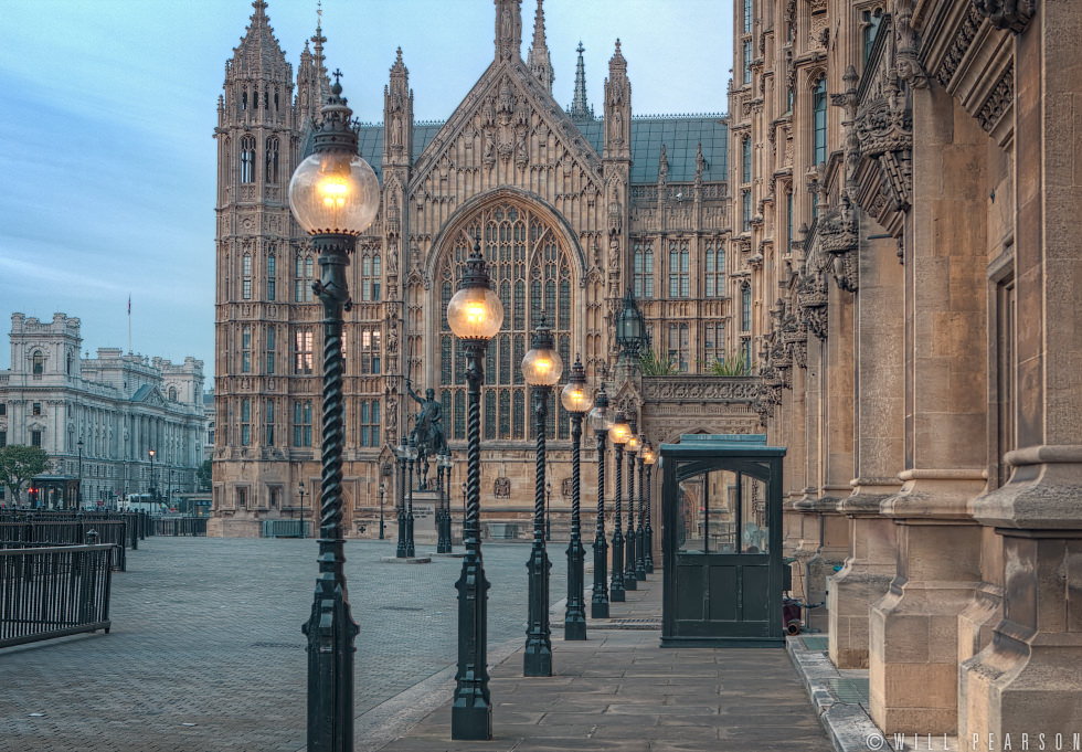 Palace of Westminster Detail