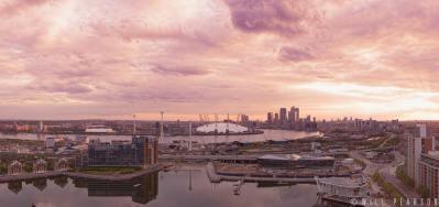 Greenwich View Sundown