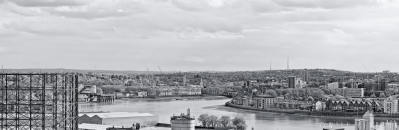 Greenwich (Black & White)