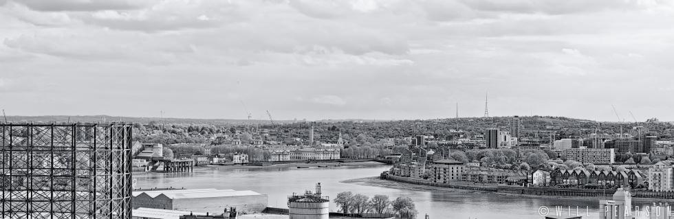 Greenwich (Black & White)