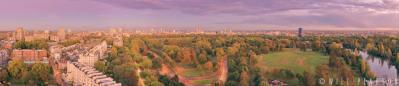 Hyde Park Dusk