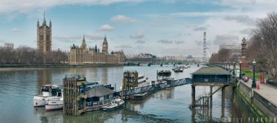 Parliament from Lambeth Bridge