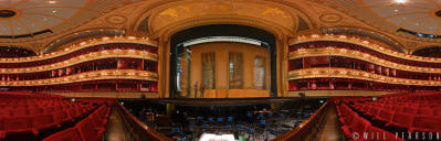 Royal Opera House, Stage