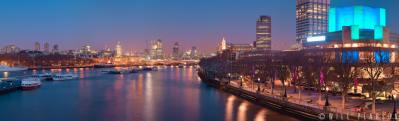 Waterloo Sunset Panorama