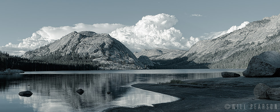 Tenaya Lake Crop