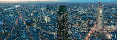 London from The Leadenhall Building