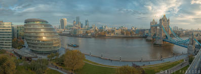 View from One Tower Bridge