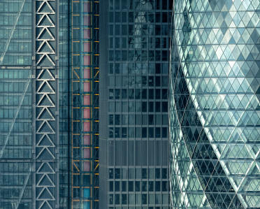 London Skyscraper Detail