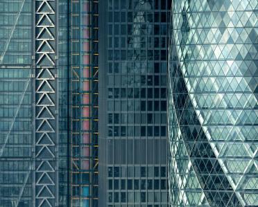 London Skyscraper Detail