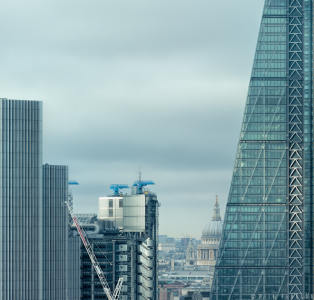 Beyond the City to St. Paul's Cathedral
