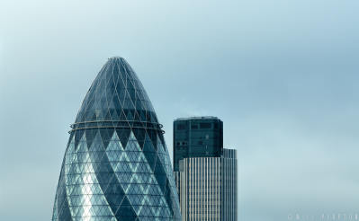 Tower 42 and 30 St Mary Axe