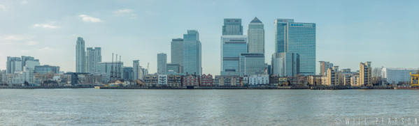 Coldharbour Canary Wharf