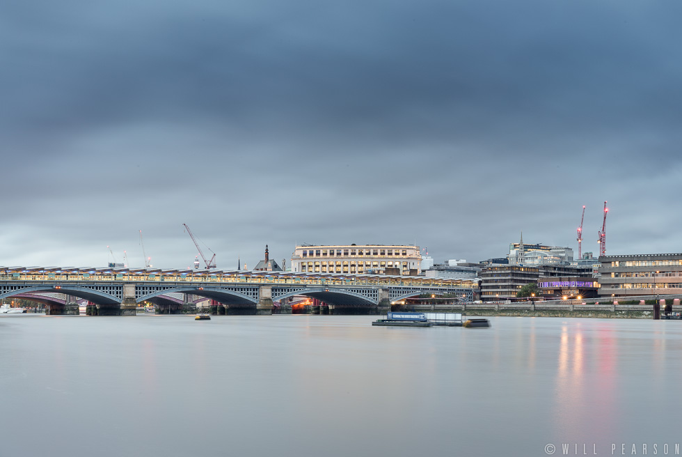 Blackfriars Bridge and Unilever House